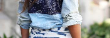 chambray, blue, fashion, trend, blog, india