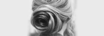bun, roses, hair, beauty, tresses, makeup, trends, fashion