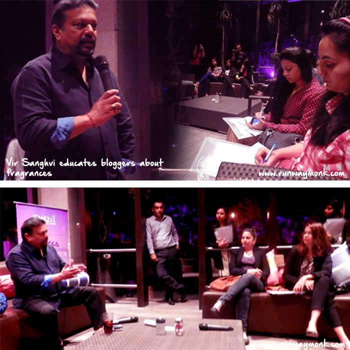 Delhi Duty Free Shop, Fragrance, Perfumes, Delhi, Bloggers, Delhi Bloggers, Events, Vir Sanghvi, Summer Perfumes, Chanel No. 5, Hermes, Victoria's Secret, Pullman Hotel, Gurgaon, IKandy
